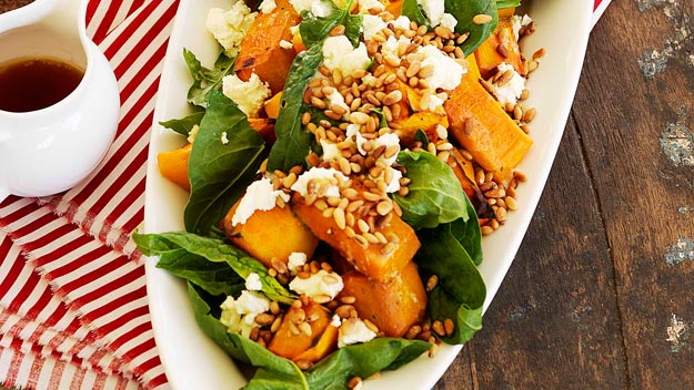 Butternut Smooth Salad Heaven Recipe